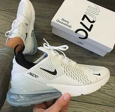 competitive price 2a408 0ba22 Air Max 270, Trendy Shoes, Dream Shoes, Nike Shoes, Shoes Sneakers,