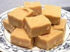 Peanut Butter Fudge (with A Secret) - not sure what to think about this one...maybe one of y'all is crazy enuff to try it and let me know how it is LOL.  It has some good reviews though.