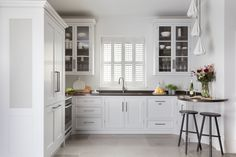 If you are considering a Guild Anderson kitchen or living space we would love to welcome you into our design studio. Paint And Paper Library, Home Kitchens, Living Spaces, Kitchen Cabinets, Work Tops, The Originals, Studio, Fisher, Salt