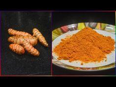 Herb Salt Recipe, No Salt Recipes, Recipe Videos, Food Videos, Maharashtrian Recipes, Turmeric, Spices, Make It Yourself, Cooking