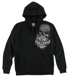New products just in! Metal Mulisha Men... is in stock now! Grab it here http://left-coast-threads.myshopify.com/products/metal-mulisha-mens-jaw-zip-up-hoody-black-ho6522000?utm_campaign=social_autopilot&utm_source=pin&utm_medium=pin  Join our rewards program, share & earn points!