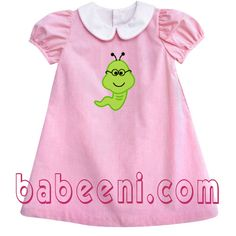 Baby girl dresses - New desings for Back to school day 2012 at http://babeeni.com/