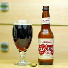 Door County Brewing Co – Polka King Porter