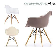 ¡No me pueden gustar más! Las sillas de diseño son mis piezas de mobiliario favoritas, me gustan muchos modelos pero tengo debilidad por las de diseño americano y nórdico sobretodo, qué raro ¿no? :…