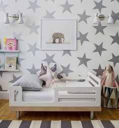 RE-DOING THE BOY'S BEDROOMS IS ON OUR {JUST ABOUT TO START} RENOVATION LIST… so I've been scanning through Pinterest to get some inspiration… OMG so many gorgeous ideas!So many that I just had to share some {well 18} – enjoy… {Pics: Pinterest} we think you'll also like...home inspiration: COTTON ON KIDS ROOM RANGEhome inspiration: GREY …