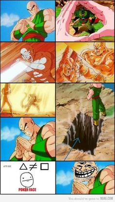 dbz memes - I think the same thing Everytime I see this scene