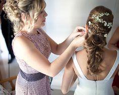 En busca del peinado de novia perfecto #boda #peinados