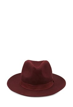 Wool Panama Hat | Forever21 | in M/L