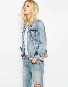 Double denim is everything