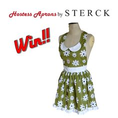 New competition to win a hostess apron
