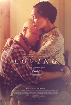 Director Jeff Nichols' film tells the story Richard and Mildred Loving (Joel Edgerton and Ruth Negga), the interracial couple who went all the way to the U. Supreme Court to fight for their right to marry. Joel Edgerton, Drama Movies, Hd Movies, Movies To Watch, Movies Online, 2016 Movies, Movies Box, Drama Film, Beau Film