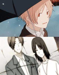 Natsume's parents