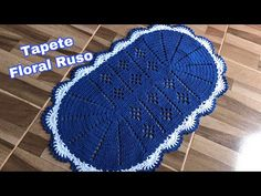Tapete Pink, Tapete Floral, Coasters, Diy And Crafts, Crochet Hats, Rugs, Youtube, Collections, Beautiful