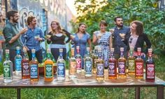 Groupon - Tour with Tastings for Two or Four at Greenbar Distillery (40% Off)  in Downtown Los Angeles. Groupon deal price: $29
