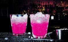 pink drinks!