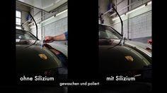 Hier zeigen wir Euch einen Test der Glätte nach einer Lackversiegelung mit Silizium von Permanon. Verwendetes Produkt: Permanon Profi Line!  Zu finden unter: http://www.optimum-shop.de