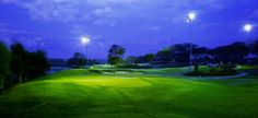 Night Golf at Pakuwon Golf & Family Club