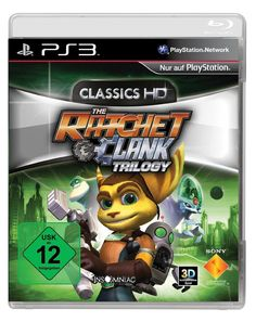 The Ratchet & Clank Trilogy [Classics HD] - [PlayStation 3]: Amazon.de: Games