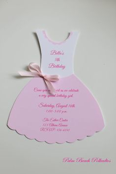 10 Ballerina Ballet Princess Dress Dance Music Birthday Invitations by Palm Beach Polkadots Ballerina Ballet Princess Dress Dance Music by palmbeachpolkadots Kids Birthday Party Invitations, Communion Invitations, Birthday Parties, Birthday Cards, Ballerina Birthday, Girl Birthday, Dance Music, Music Dress, Barbie Party