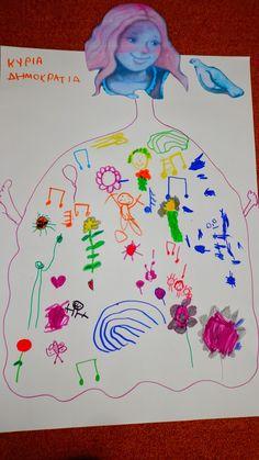 Η Ζουζουνοπαρέα μας: Γιορτή του Πολυτεχνείου! Projects For Kids, Spelling, November, Kids Rugs, Peace, School, Blog, Crafts, Decor