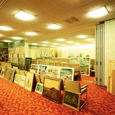 """... and the """"Palace Gallery"""" still had paintings collected from East German  Willi Sitte, Werner Tübke, Walter Womacka, Arno Mohr and Lothar Zitzmann."""