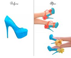 they are called Heel Condoms   not diggin the name but i love the style  http://www.theheelcondoms.com/