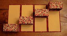 Diy First Aid Kit, Diy Lace Ribbon Flowers, Scrapbook Box, Cardboard Box Crafts, Diy Storage Boxes, Creative Box, Paper Crafts Origami, Handmade Books, Diy Home Crafts