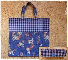 Oma Inge: Roll up bag