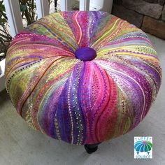 Tuffets are a blank canvas – with lots of possibilities. These are just a few! &nb…