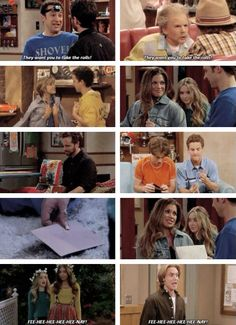 I LOVED LITTLE CORY BEING OLD MAN CORY!!! I MISS BOY MEETS WORLD AND LITTLE CORY!!