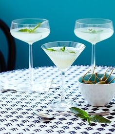 Looking to branch your gin cocktail repertoire out from Mojitos? The Gin Garden's recipe for a Southside is for you.