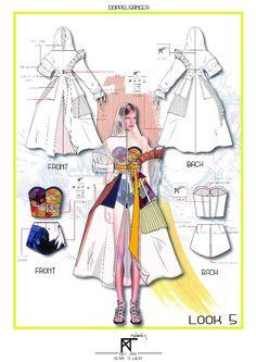 Fashion Illustration Portfolio, Fashion Illustration Collage, Fashion Portfolio Layout, Fashion Design Sketchbook, Fashion Sketches, Diy Clothes Design, Fashion Silhouette, Apparel Design, Pattern Fashion