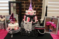 Paris cake- paris party