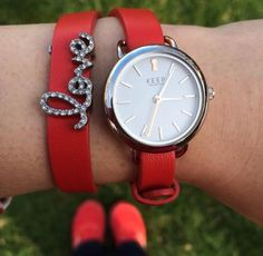 Create a watch with Keep Collective