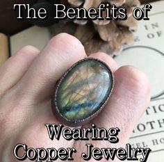 Copper Jewelry - Benefits to Wearing Copper Jewelry