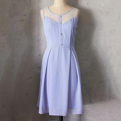 Petit Jardin Dress Lavender, $65, now featured on Fab.