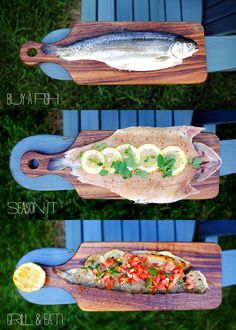 The Whole Fish Paradox: tips to grilling whole fish...for supper club one day.