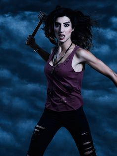 2bff92db78f Ash vs. Evil Dead S2 Dana DeLorenzo as