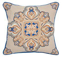 Odessa Dark Blue Multi - DESIGN & BOARD, INC.