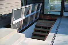 Fresh Exterior Basement Door Installation