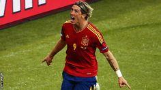Spain and Chelsea striker Fernando Torres has won the Euro 2012 Golden Boot award.