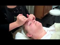 ▶ Sinus massage - YouTube