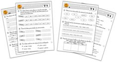 Fiches PDT CE1/CE2 : Les familles de mots et Utiliser le dictionnaire