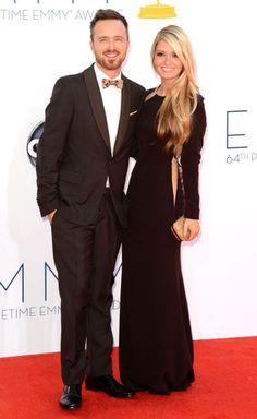 Emmys Red Carpet 2012