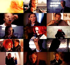 Alias 1.21 - Rendezvous  Sydney: Now that Will knows the truth - he's never going to trust me again.  You should have seen his face in Paris. It was like he was looking at a stranger.  Vaughn: But he wasn't. He was looking at you. Maybe for the first time. He was looking at you.