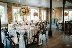 Fire Station 3- Houston historic wedding venue.
