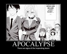 Rosario Vampire Motivational by xxSADPUPPYxx on deviantART