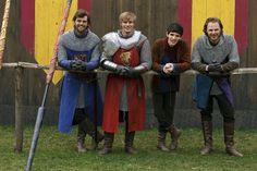 Season II: Behind the Scenes - merlin-on-bbc Photo