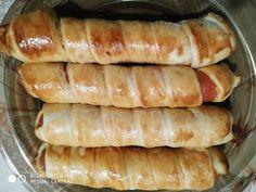 Hot Dog Buns, Hot Dogs, Ketchup, Bread, Brot, Baking, Breads, Buns
