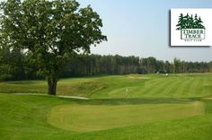 $25 for 18 Holes with Cart and Range Balls at Timber Trace #Golf Club in Pinckney, #Michigan.